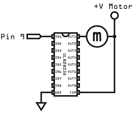 H Bridge Schematic Symbol also Warn Winch Wiring Diagrams together with Phase Failure Relay Wiring Diagram moreover Chapter 3 Generator Excitation And as well Make Simple Refrigerator Thermostat. on control dc motor wiring